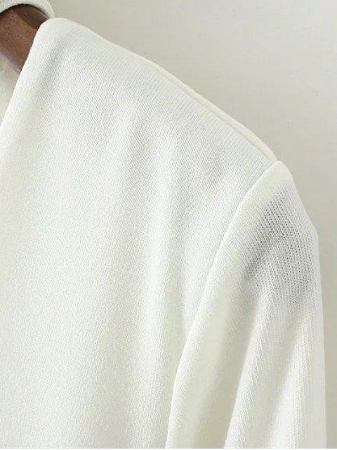 women's Turtle Neck Knitwear - BLACK M Mobile