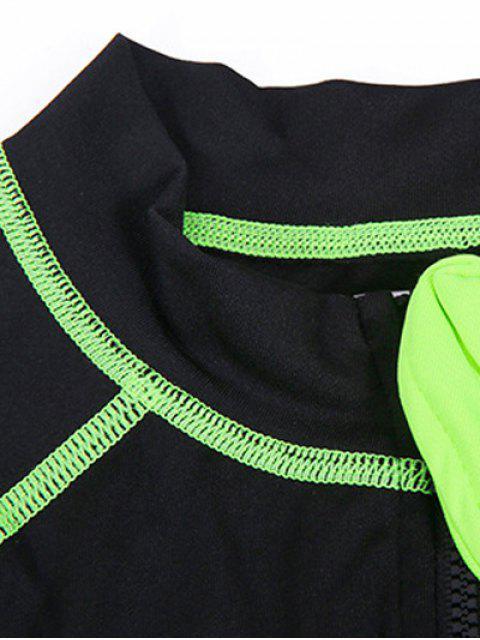 shop Bodycon Zipper Yoga Jacket -   Mobile