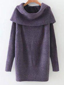 Jersey De Cuello Elástico Kintwear - Púrpura