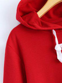 ... Stripes Pullover Hooded Sweatshirt ...