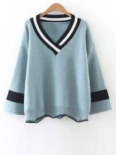 Cricket Sweater - Light Green