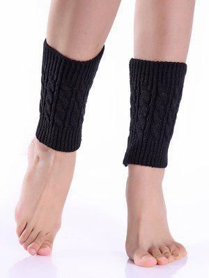 Kable Gestrickte Stiefel Socke