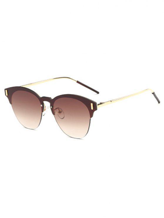 Gafas de sol en forma de mariposa - Té