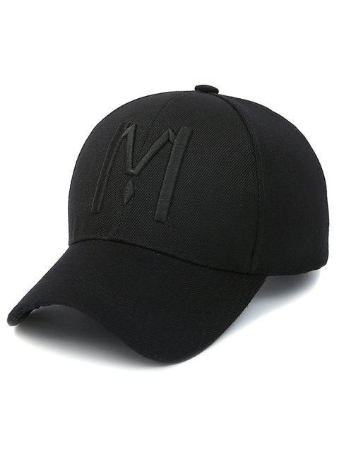 sale Letter M Baseball Cap -   Mobile