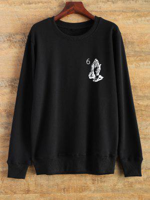 Pullover Crewneck Sweatshirt