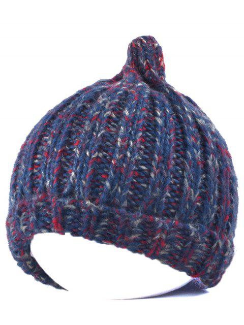 fashion Knitting Patterns Chunky Crochet Tapered Hat - CADETBLUE  Mobile