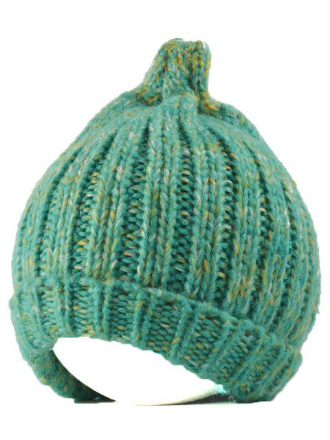 sale Knitting Patterns Chunky Crochet Tapered Hat - MINT GREEN  Mobile