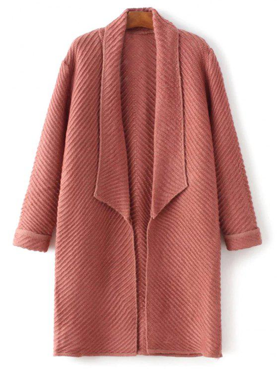 best Shawl Open Front Cardigan - SPICE ONE SIZE