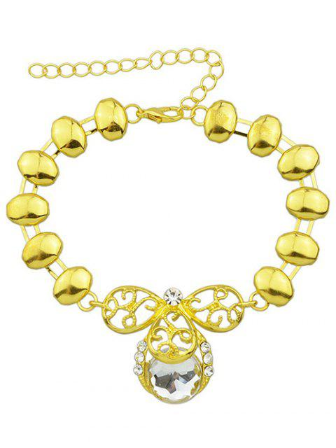 affordable Faux Gem Necklace Earrings Bracelet and Ring -   Mobile