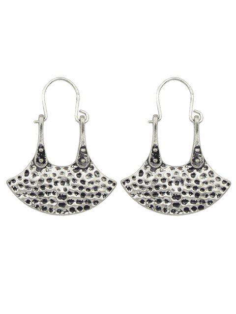 best Handbag Shaped Earrings - SILVER  Mobile
