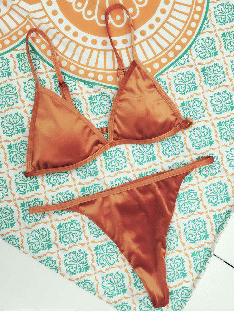 lady Velvet Reversible Bikini Set - JACINTH M Mobile