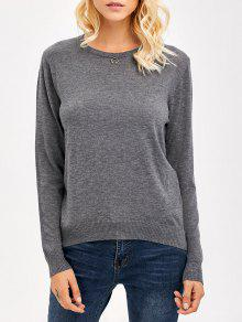 Buy Comfy Knitwear - GRAY ONE SIZE