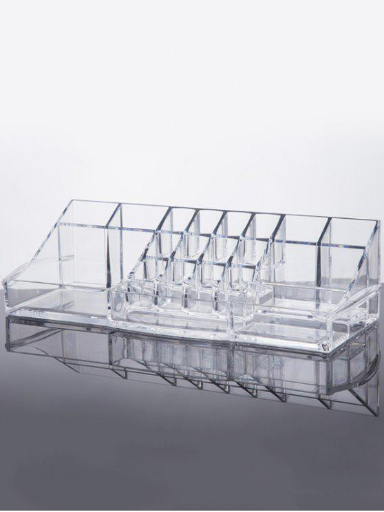 Vanity Makeup Organizer - Transparent