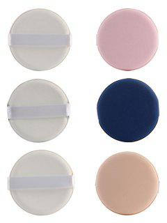 8 Pcs Calm Makeup BB Cream Powder Puffs