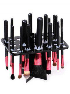 Makeup Drying Brush Tree - Black