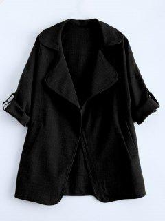 Vrac Duster Coat - Noir M