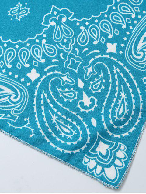 shops Paisley Floral Printed Bandana -   Mobile