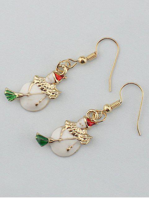 best Christmas Snowman Gift Earrings -   Mobile
