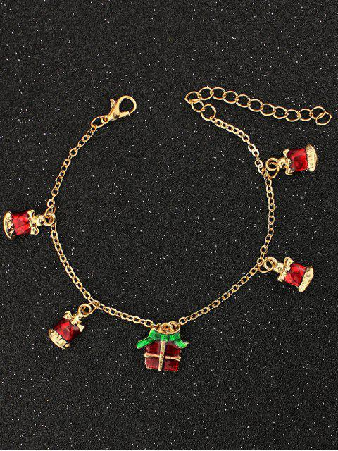 latest Christmas Gift Bells Charm Bracelet -   Mobile