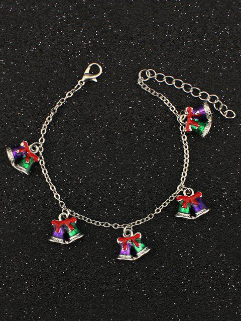 new Bows Christmas Bells Bracelet -   Mobile