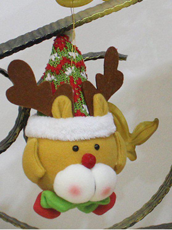 عيد ميد، شجرة عيد الميلاد ديكو - الأصفر