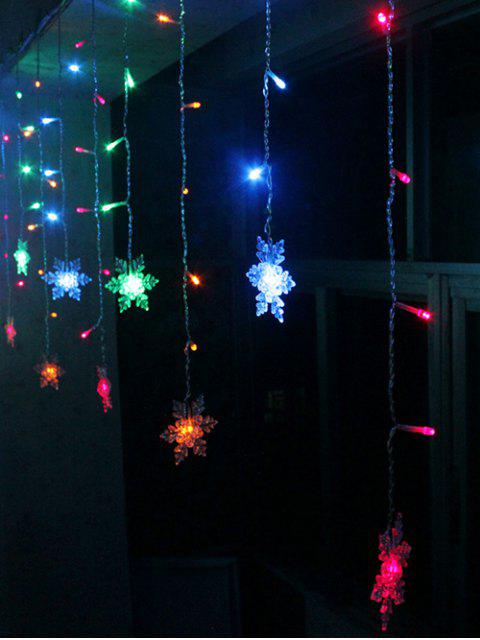 outfits Christmas Pendant LED String Light - COLORFUL  Mobile