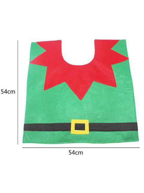 outfit Christmas Decoration Cartoon Cover Set -   Mobile