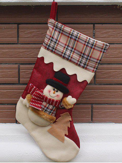 outfit Christmas Snowman Kids Candy Sock - COLORMIX  Mobile