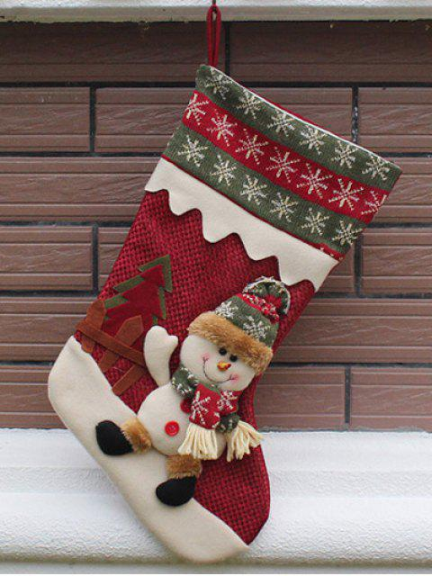 online Christmas Decoration Hanging Kids Candy Present Sock -   Mobile