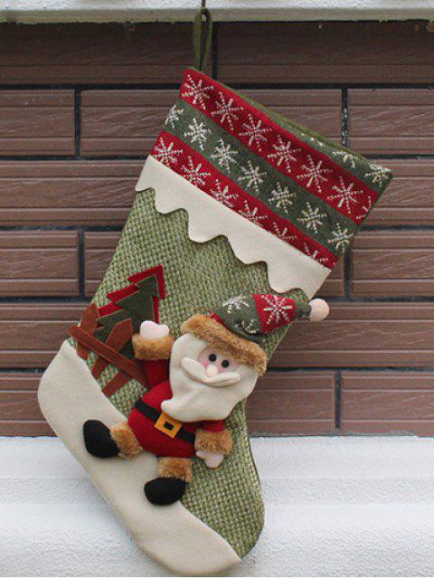 new Merry Christmas Santa Sock -   Mobile