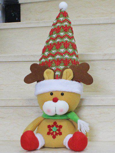 Christmas Doll Decor