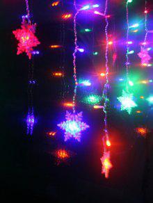 Luz LED De Cadena Colgante De La Navidad