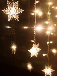 زينة الغرفة الداخلية ضوء الشريط كريسماس - دافئ الضوء الأبيض