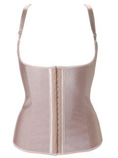Body Shaping Corsets - Apricot L