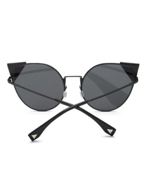 sale Triangle Insert Cat Eye Sunglasses -   Mobile