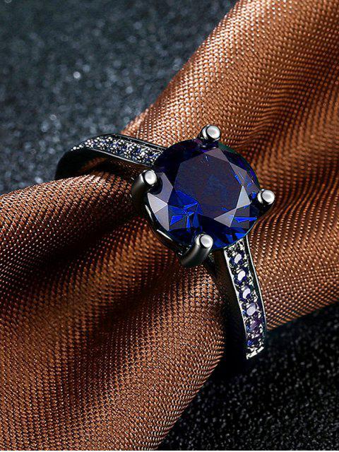 shop Faux Gemstone Finger Ring -   Mobile