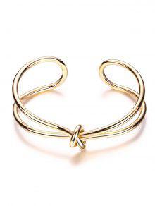 Infinite Knot Bracelet - Golden
