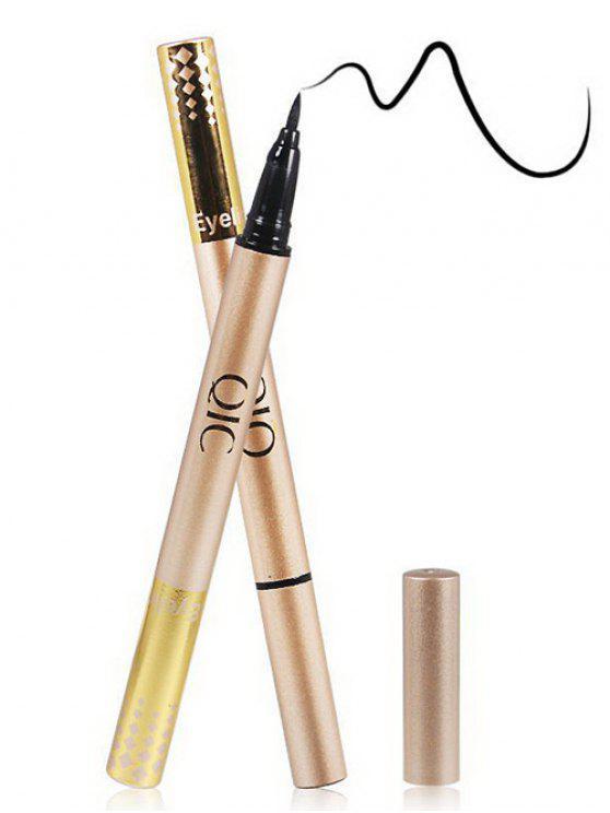 sale 12 Pcs Smooth Liquid Eyeliner Pencils - BLACK