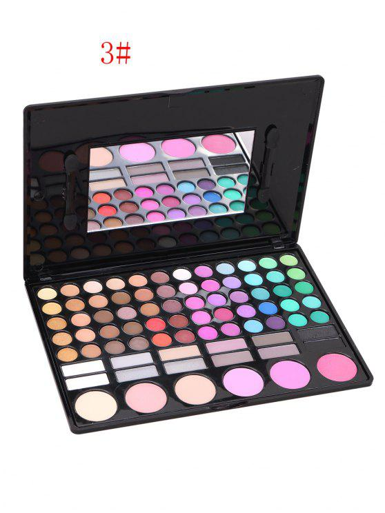 best Eyeshadow Blush Makeup Kit - #03