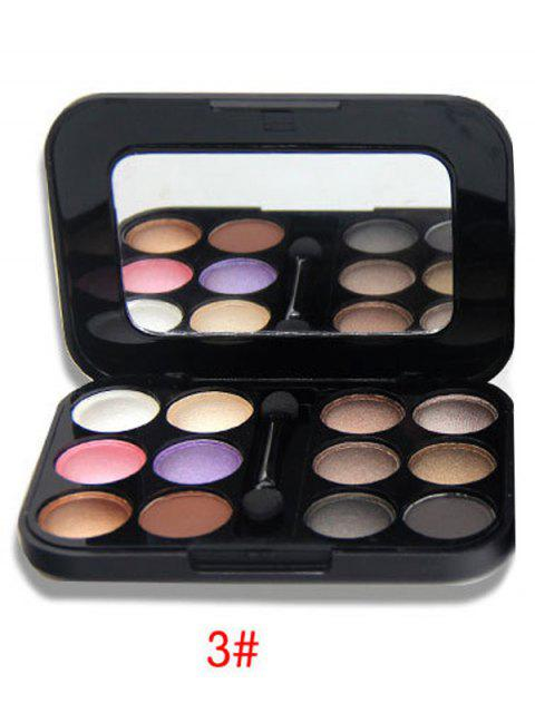affordable Shimmer Matte Eyeshadow Kit - #03  Mobile