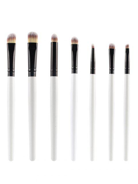 outfit 7 Pcs Eye Makeup Brushes Set -   Mobile