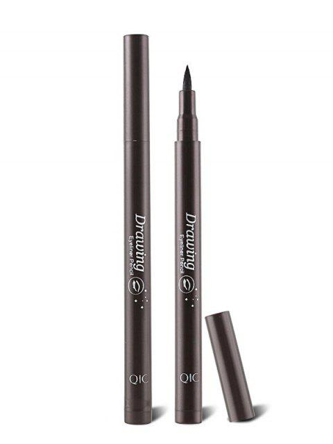 unique 12 Pcs Smoothly Liquid Eyeliner Pencils -   Mobile