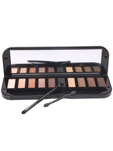 women 10 Colours Eyeshadow Kit - #04  Mobile