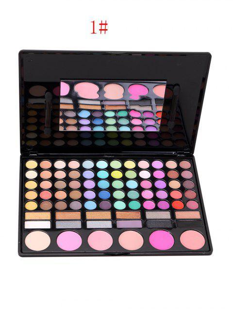ladies Eyeshadow Blush Makeup Kit -   Mobile