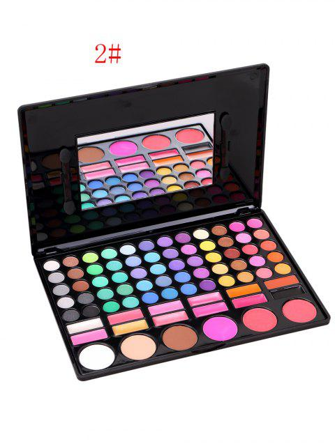 lady Eyeshadow Blush Makeup Kit -   Mobile