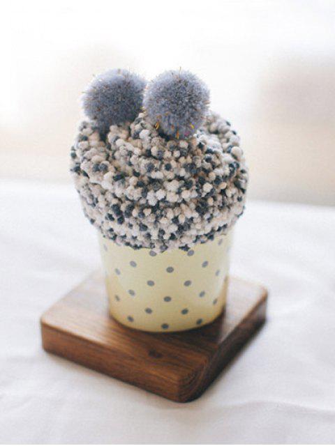 womens Coral Fleece Chuzzle Heathered Socks - WHITE  Mobile