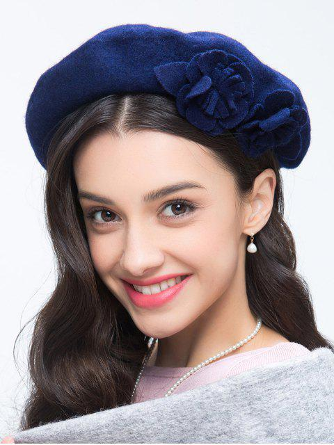 outfit Flower French Painter Beret -   Mobile