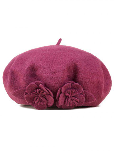 outfits Flower French Painter Beret -   Mobile