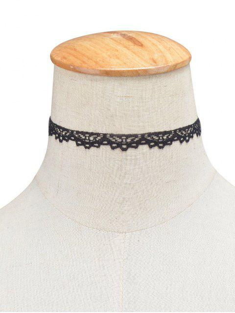 affordable Lace Hollowed Choker -   Mobile