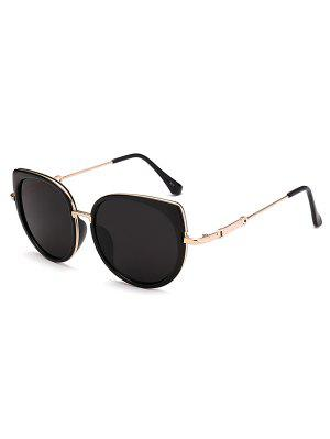 zaful Full Rims Cat Eye Sunglasses